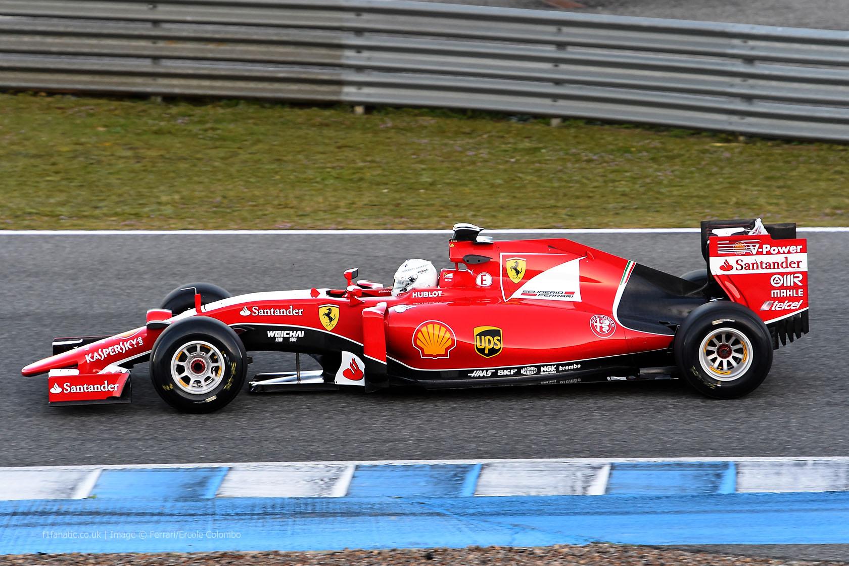 Фетел: Все още вярвам във Ферари