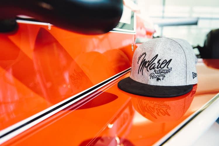New Era става официален партньор на McLaren-Honda F1