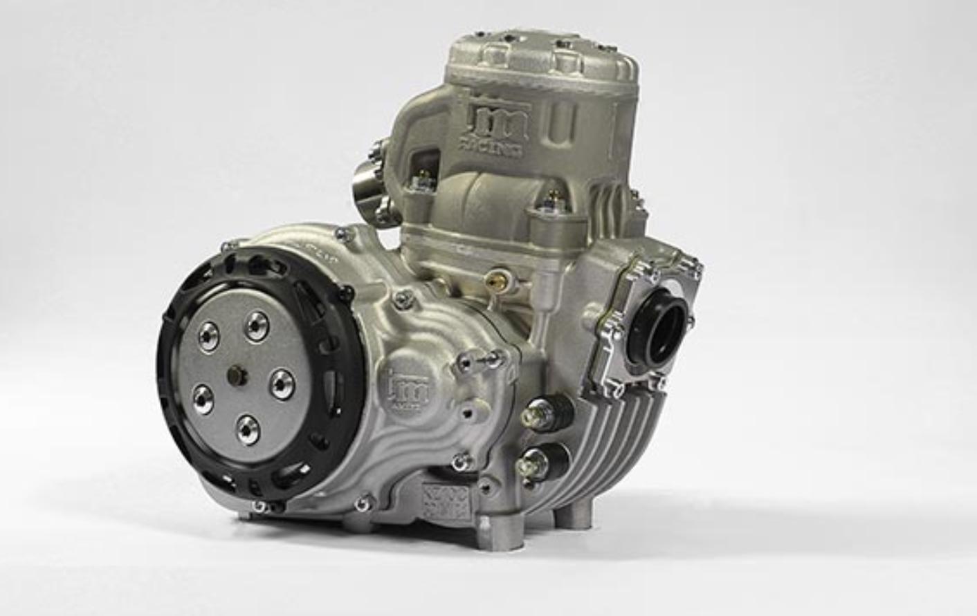 KZ двигателите са по-слаби от тези на пистовите мотори?