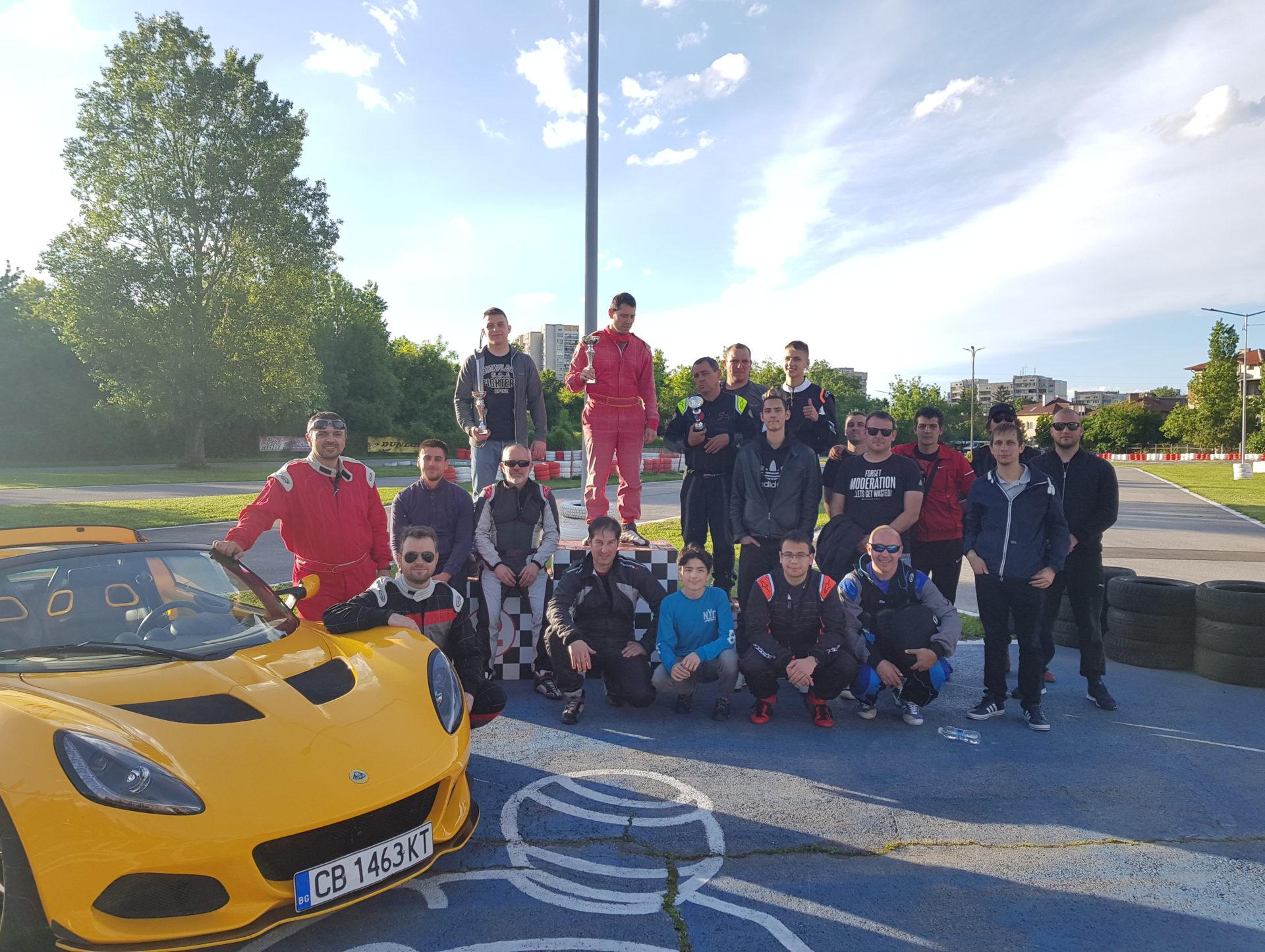 Lotus Sofia AUTO-KART Championship 2019, втори кръг, резултати