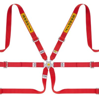 Нов продукт: Sabelt, 6-point FIA Harness 2""