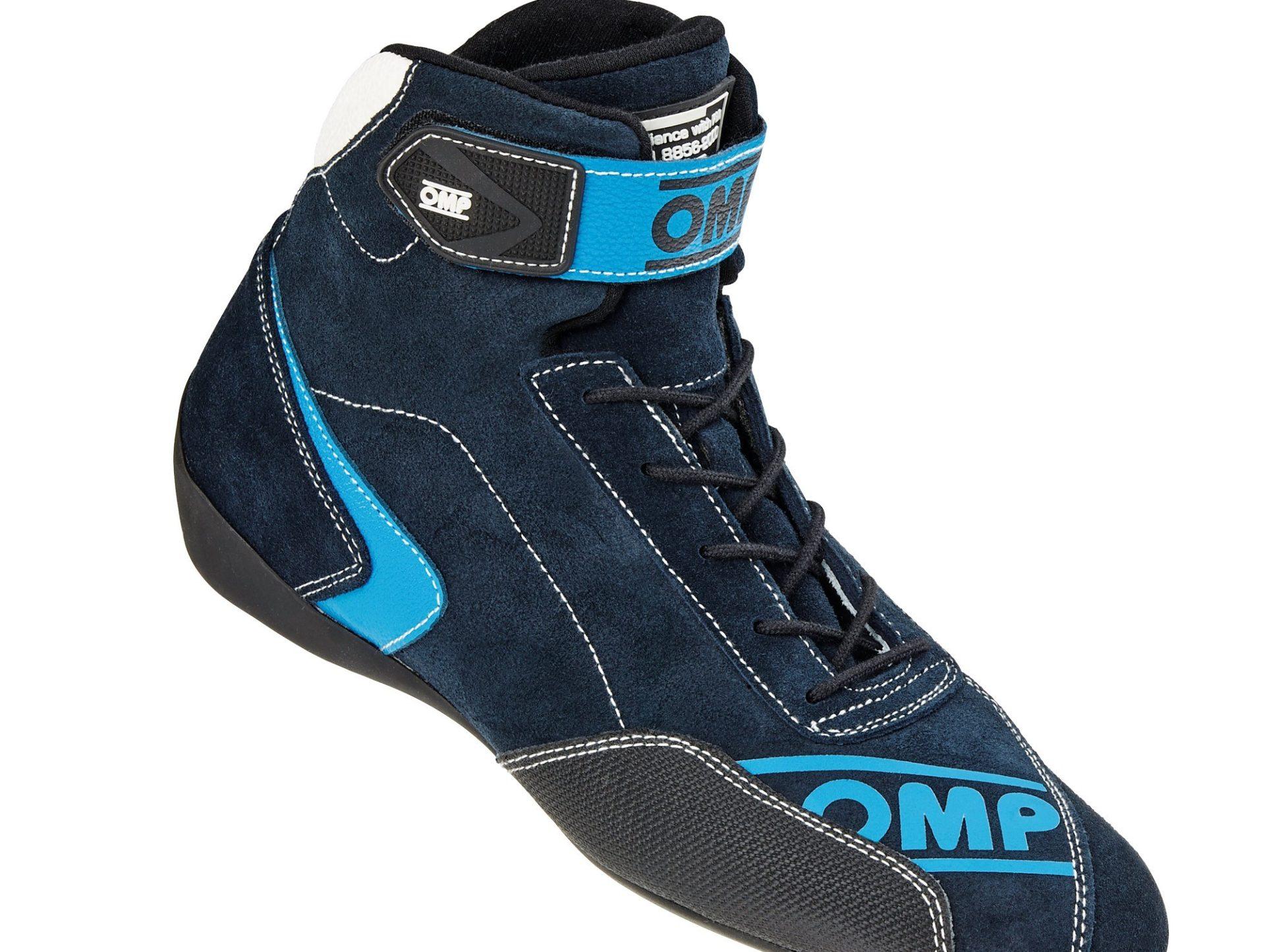 Нов продукт: OMP First Evo, FIA обувки