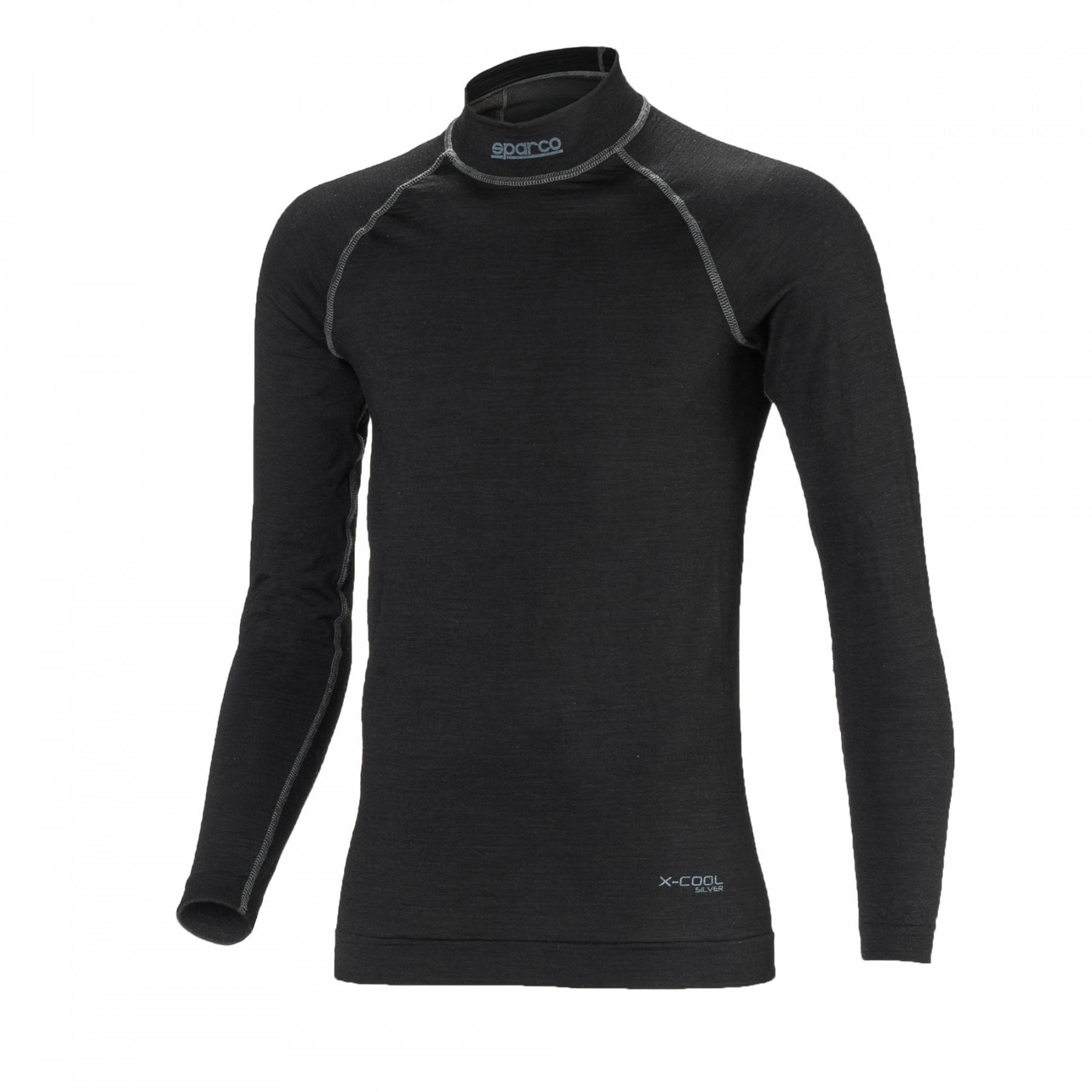 Нов продукт: Sparco Sheild RW-9, FIA Top Long Sleeve, Black