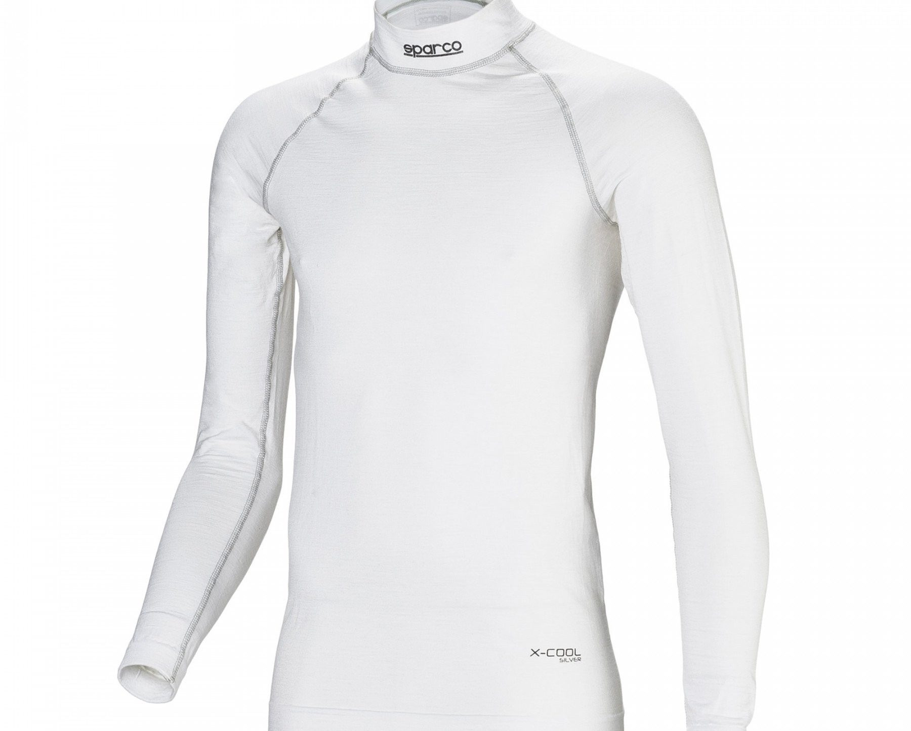 Нов продукт: Sparco Sheild RW-9, FIA Top Long Sleeve, White