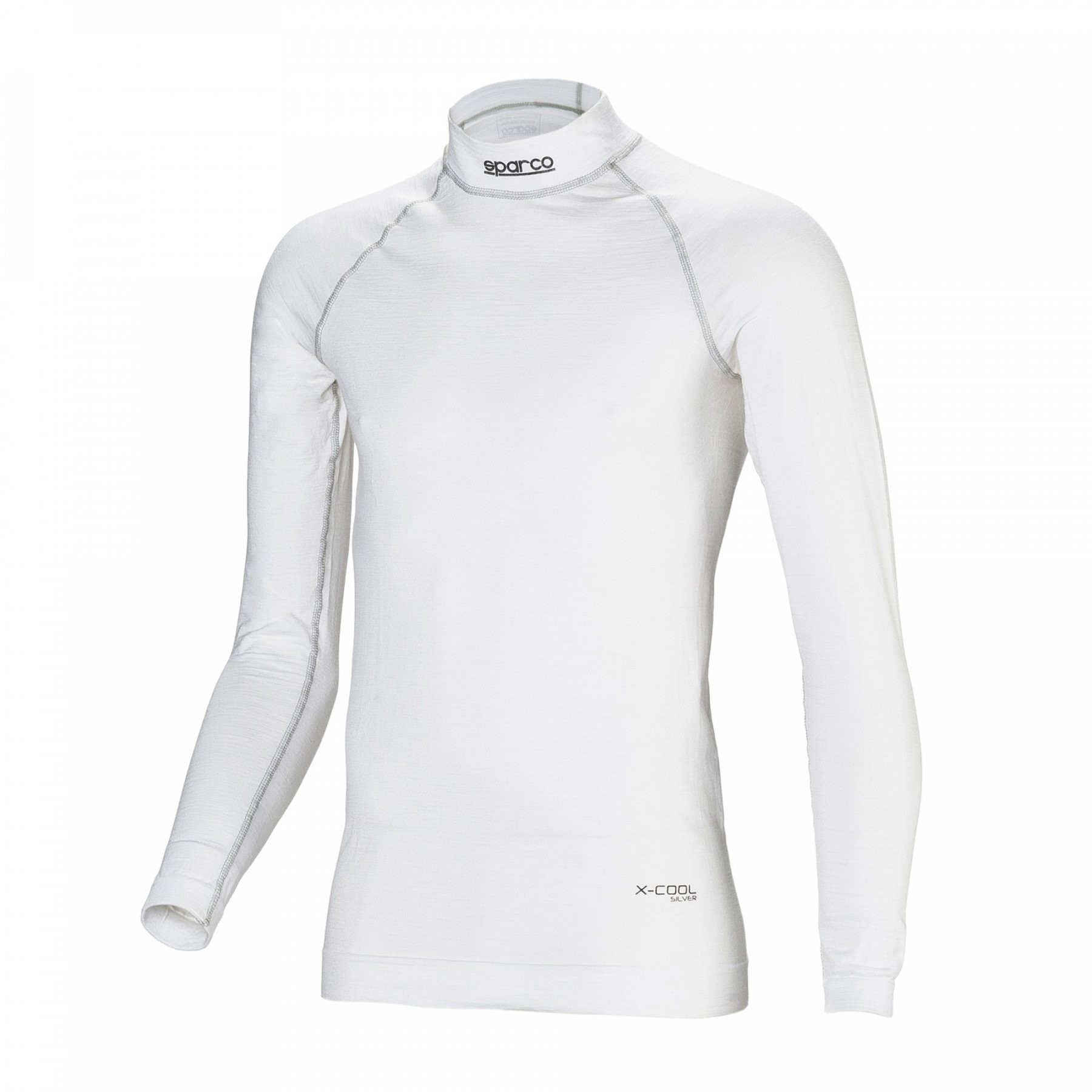 Нов продукт: Sparco Sheild RW-9, FIA Top Long Sleeve, White