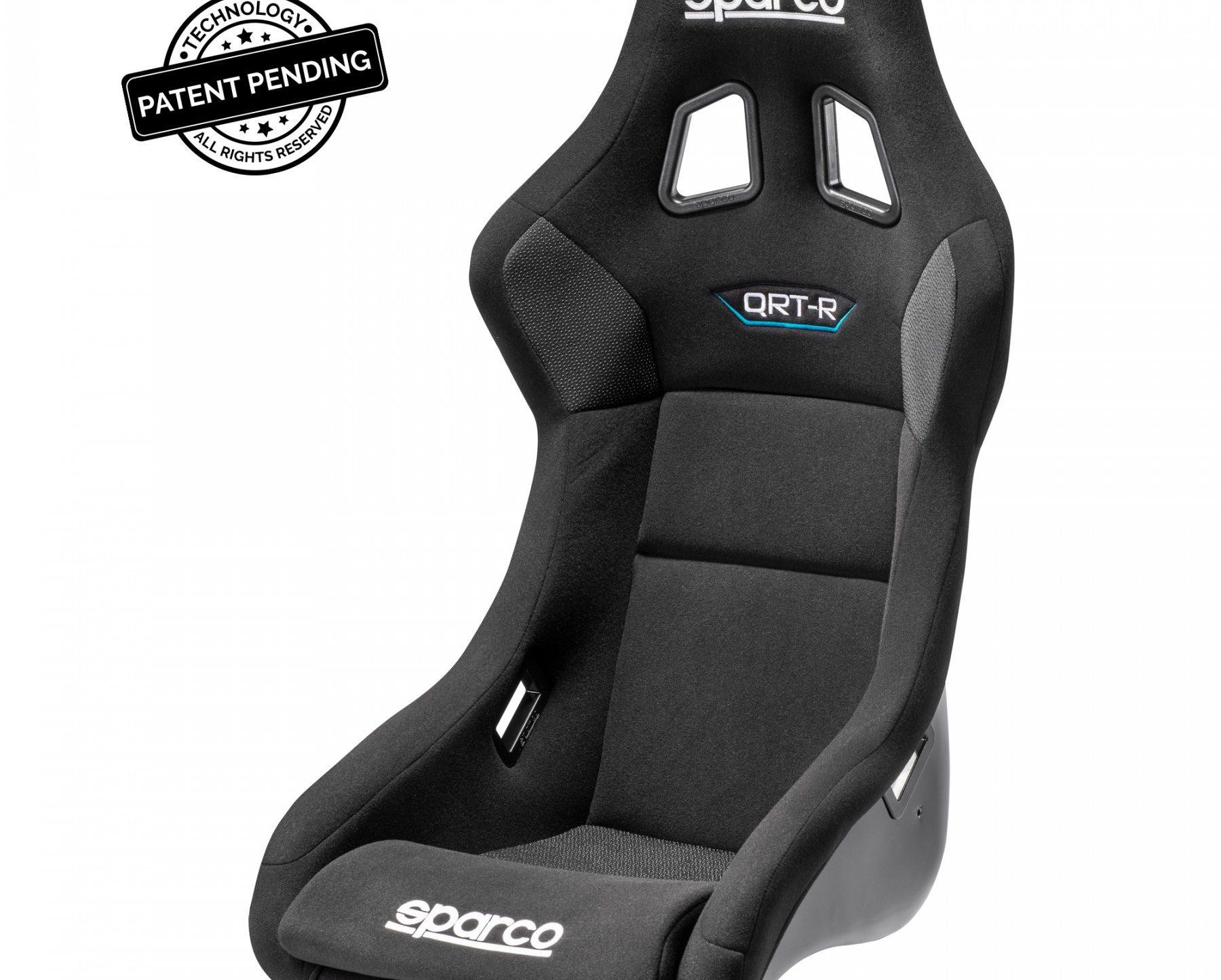 Нов продукт: Sparco QRT-R, Racing Seat