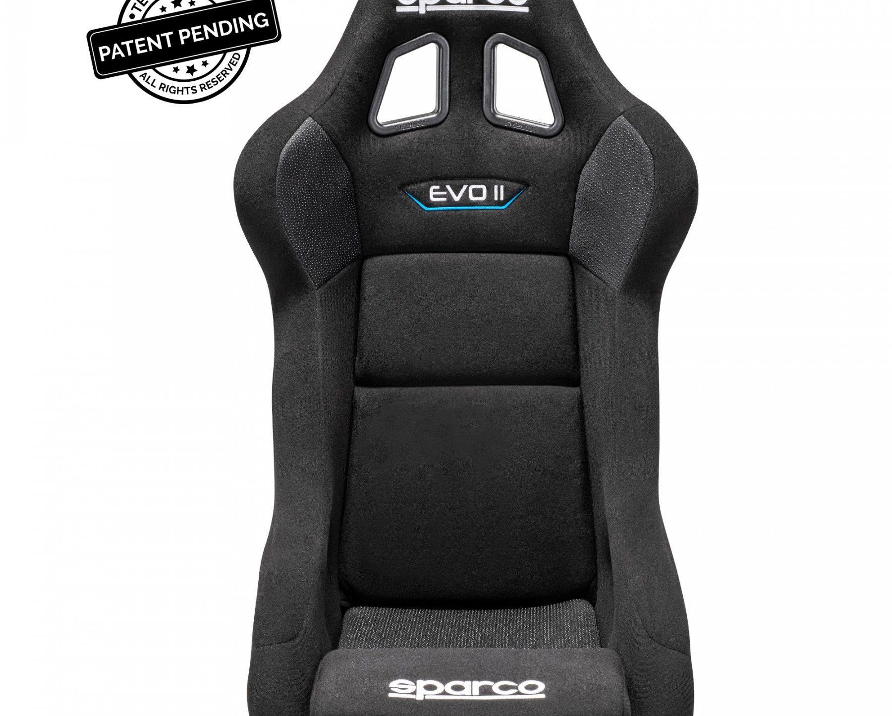 Нов продукт: Sparco Evo II QRT, Racing Seat