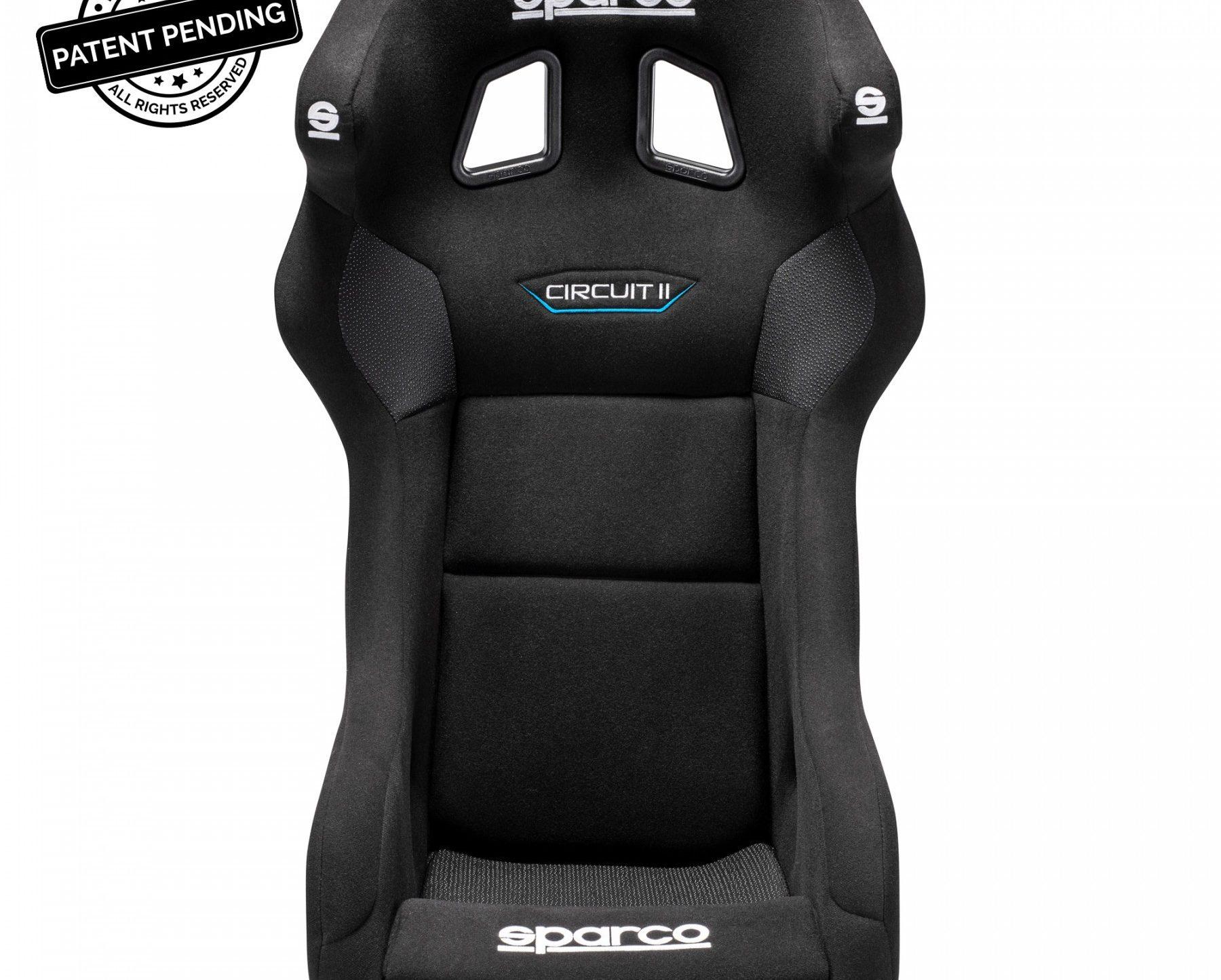 Нов продукт: Sparco Circuitt II QRT, Racing Seat