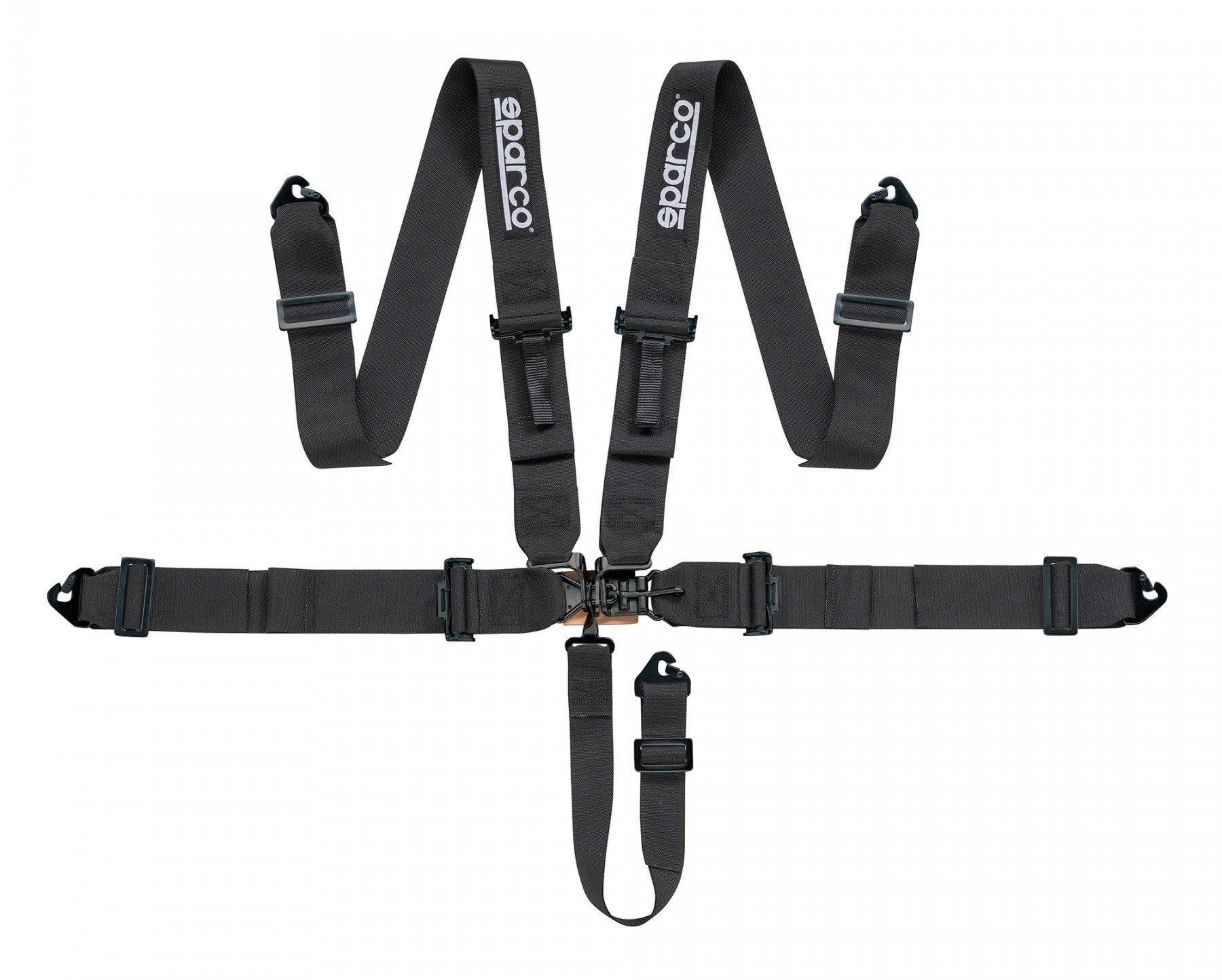 Нов продукт: Sparco, SFI 5-point Harness 3 inch