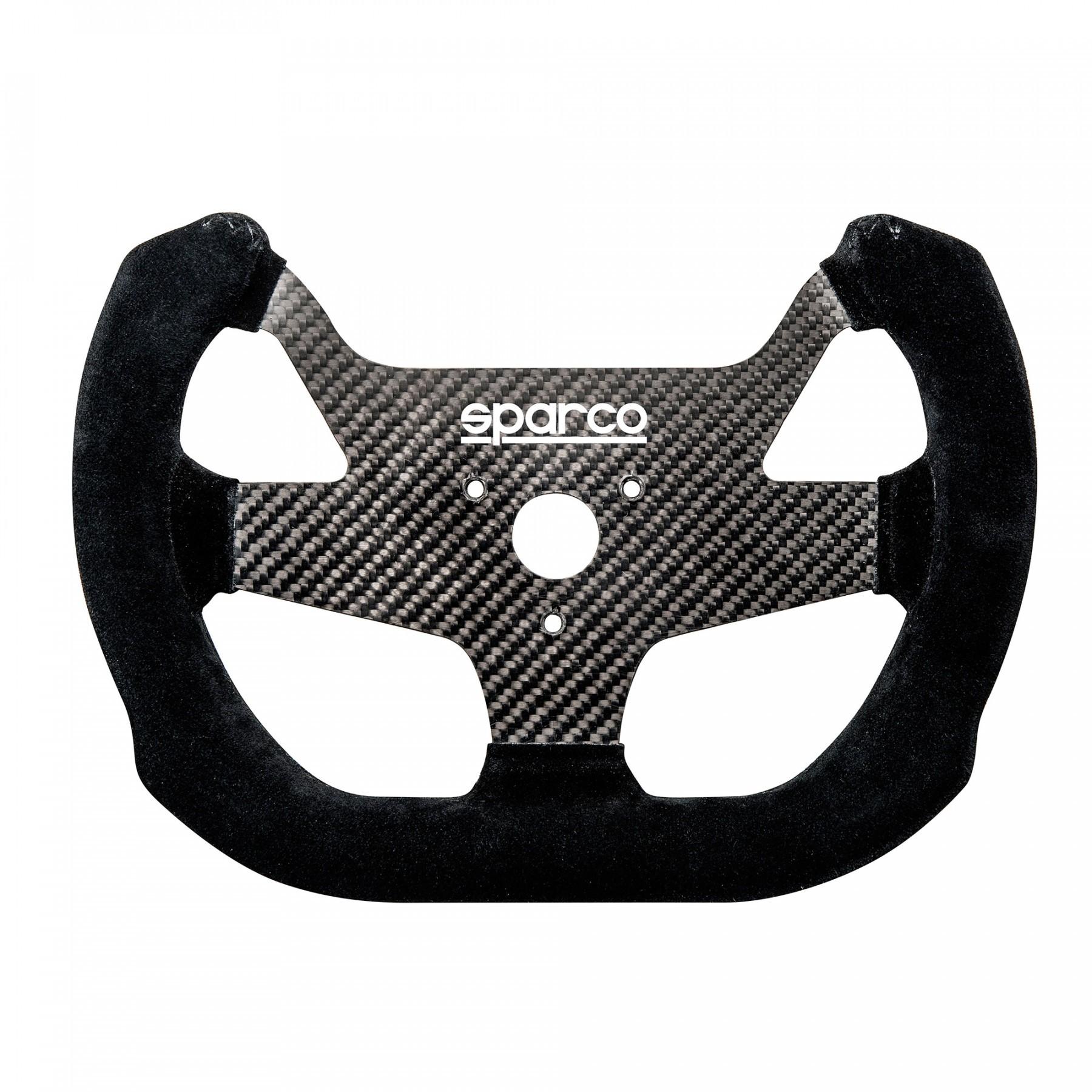 Нов продукт: Sparco F-10, FIA Racing Carbon Steering Wheel