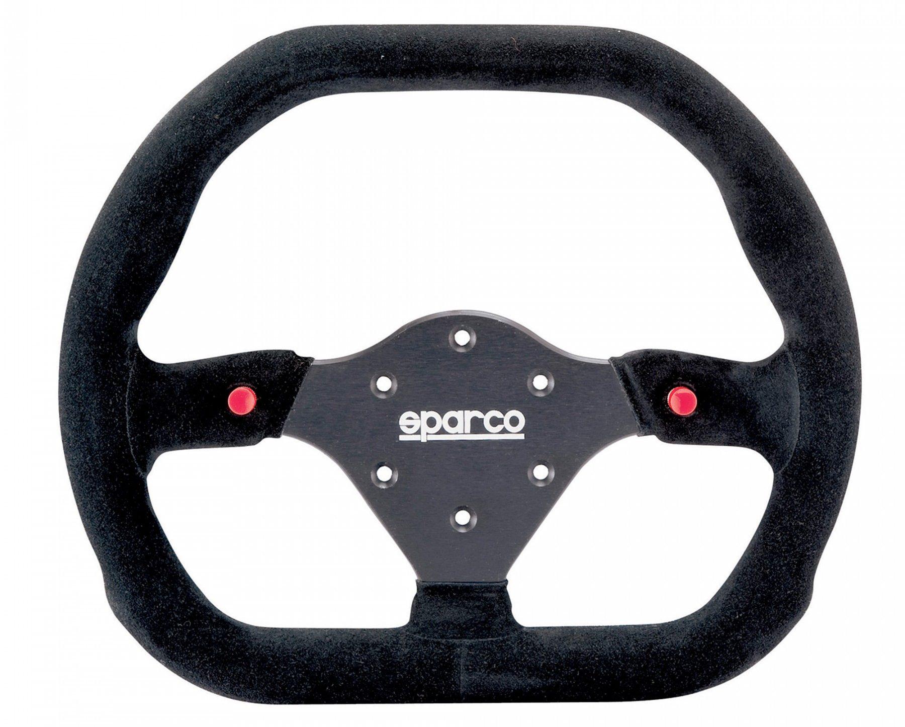 Нов продукт: Sparco R310, FIA Racing Steering Wheel