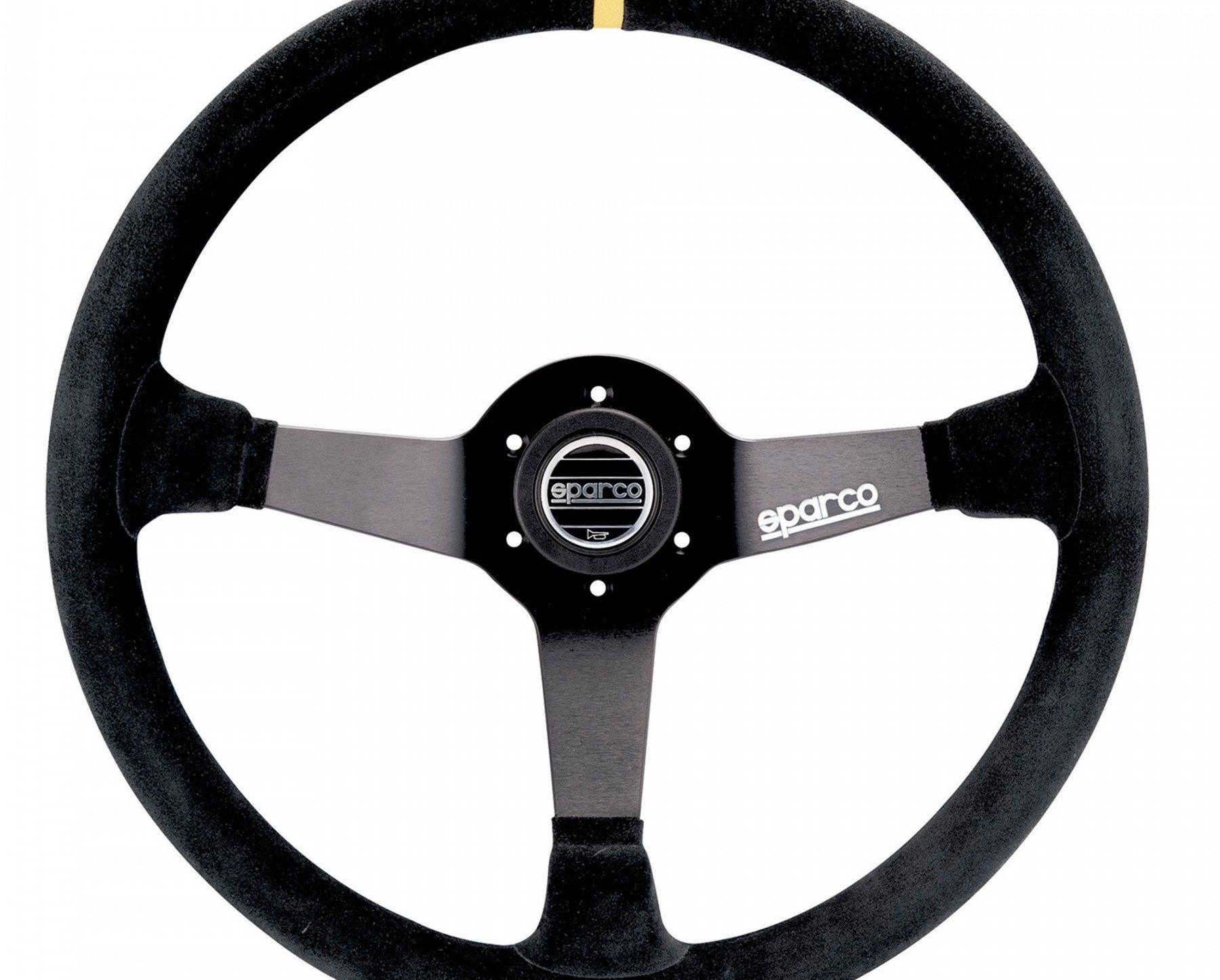 Нов продукт: Sparco R368, FIA Racing Steering Wheel
