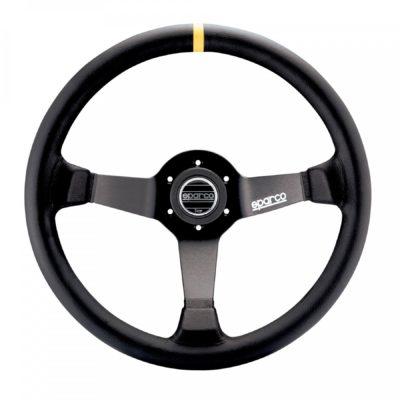 Нов продукт: Sparco R345, FIA Racing Leather Steering Wheel