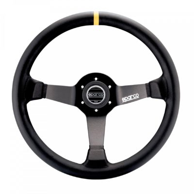 Нов продукт: Sparco R325, FIA Racing Suede Steering Wheel