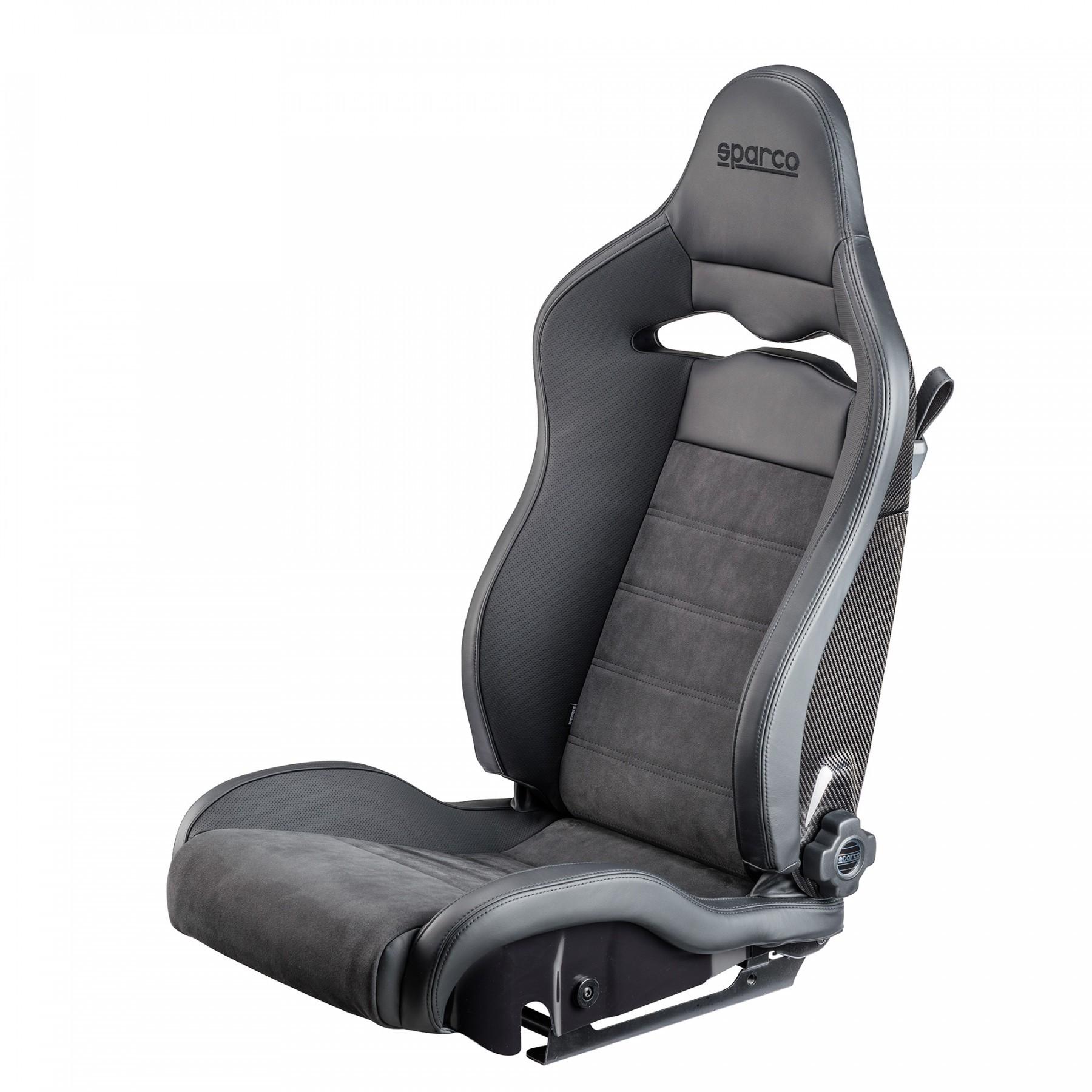 Нов продукт: Sparco SPX SX, Carbon Tuning Seat
