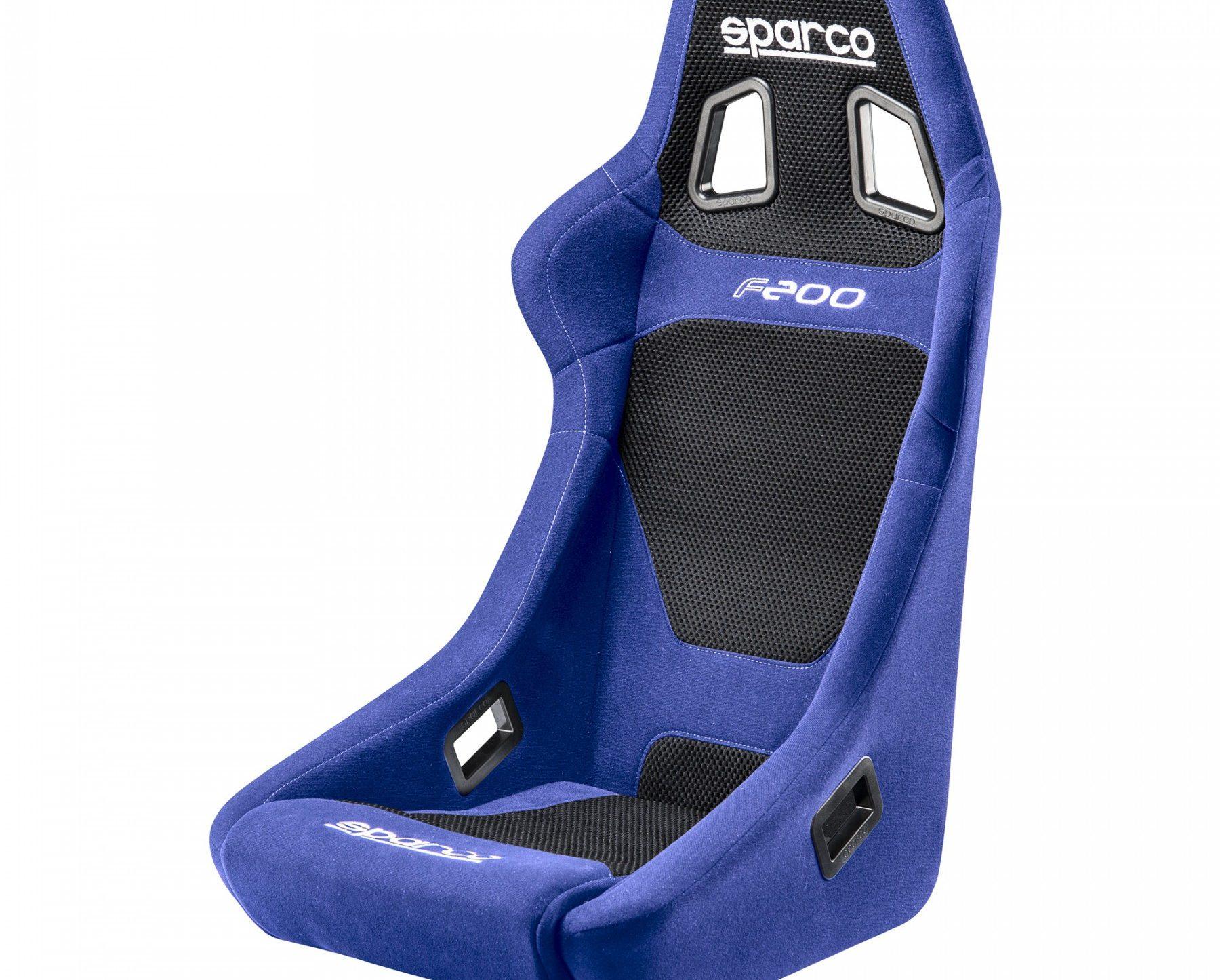 Нов продукт: Sparco F200, Tuning Seat