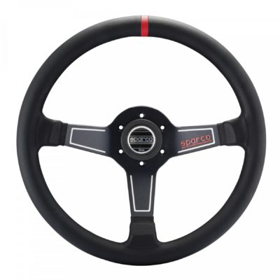 Нов продукт: Sparco L575, Tuning Leather Steering Wheel