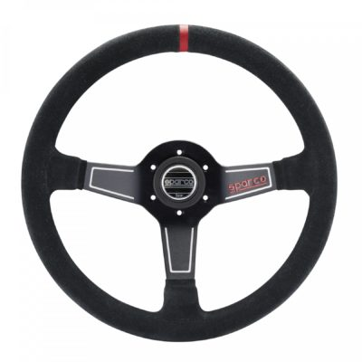 Нов продукт: Sparco L575, Tuning Suede Steering Wheel