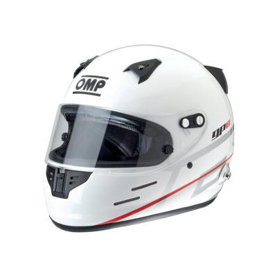 Нов продукт: OMP GP 8 Evo, FIA Helmet