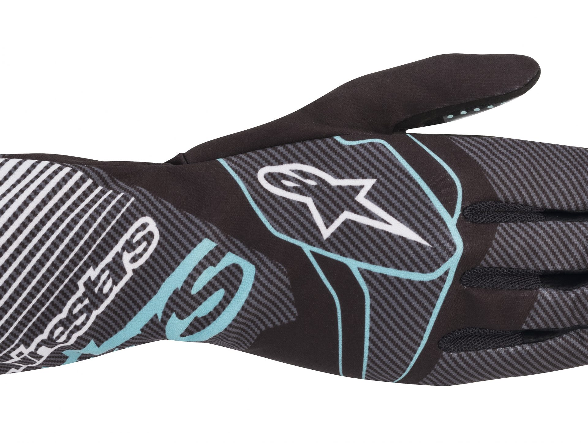 Нов продукт: Alpinestars Tech-1 K Race S. V2 Carbon, Karting Gloves