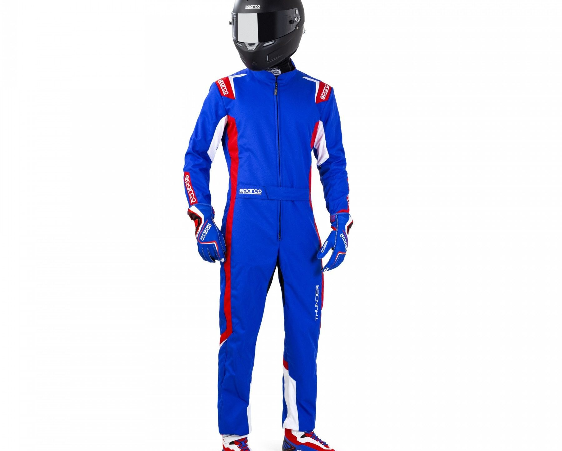 Нов продукт: Sparco Thunder Kid, Karting Suit