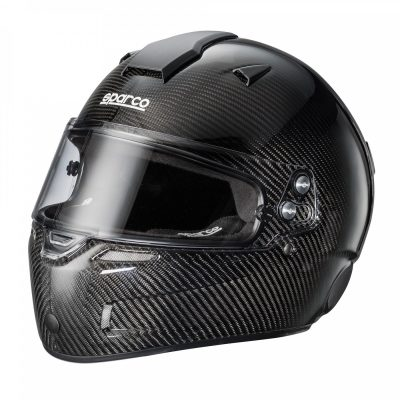 Нов продукт: Sparco Air KF-7W Carbon, Karting Helmet
