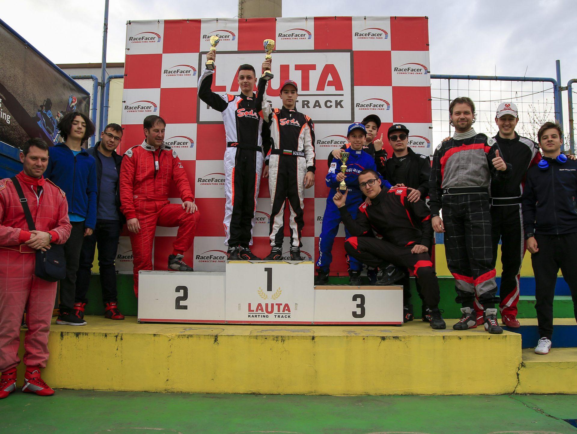 Сезонът в Auto-Kart Championship беше открит тази събота в Пловдив