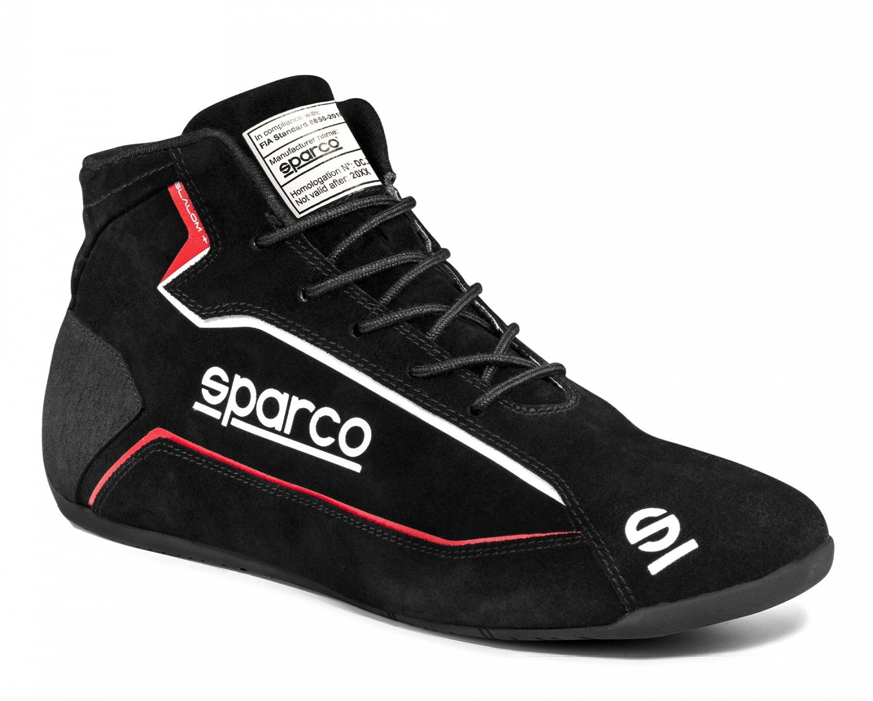 Нов продукт: Sparco Slalom+, FIA Shoes