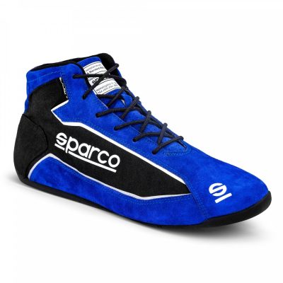 Нов продукт: Sparco Slalom+, FIA Shoes, Suede