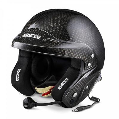 Нов продукт: Sparco Prime RJ-9i Supercarbon, FIA Helmet