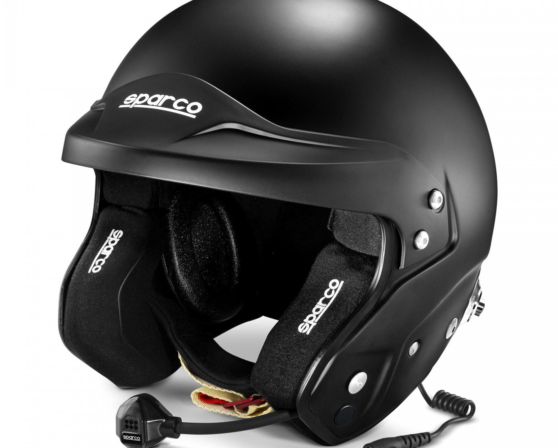Нов продукт: Sparco Air Pro RJ-5i Fiberglass, FIA Helmet