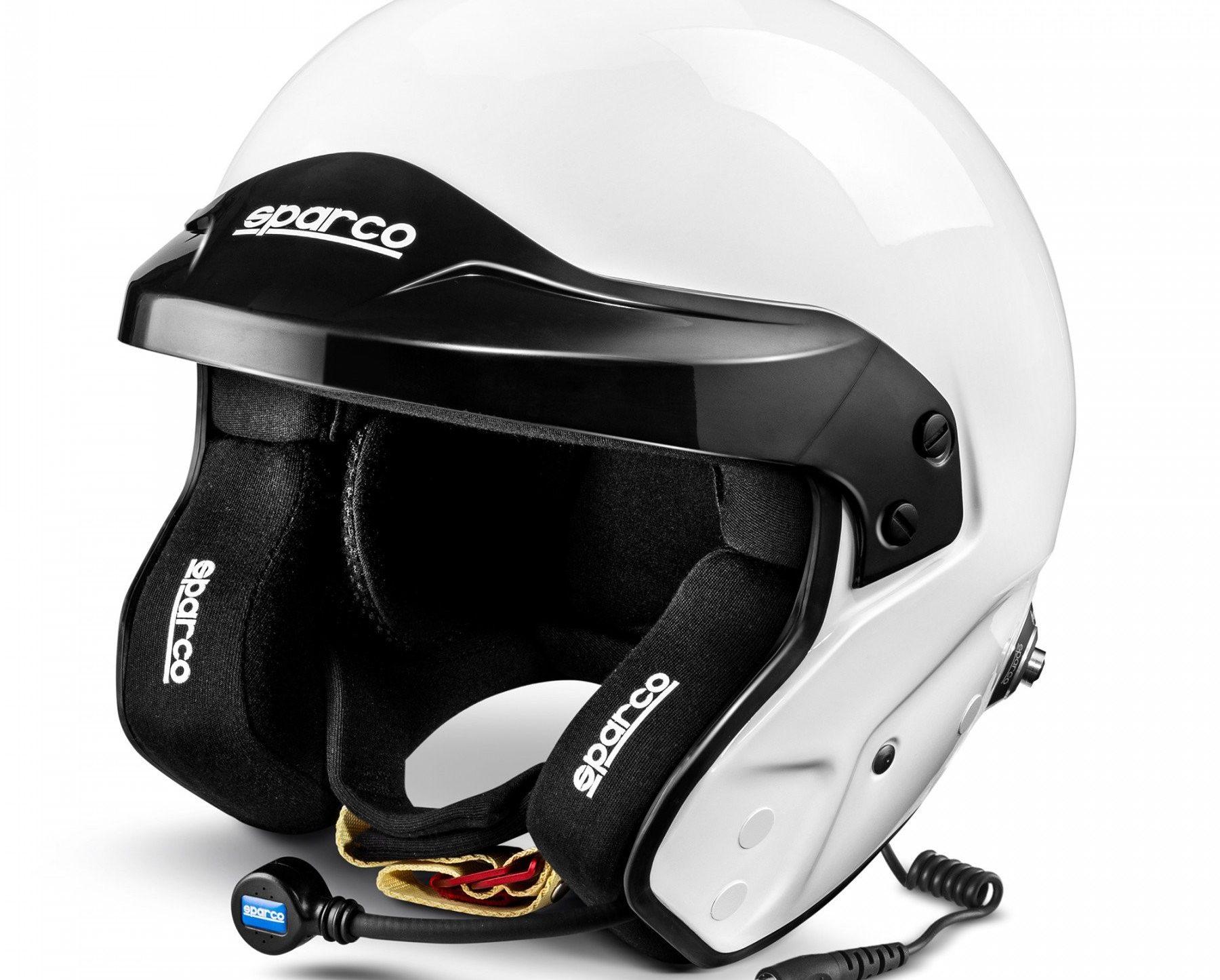 Нов продукт: Sparco Pro RJ-3i, FIA Helmet
