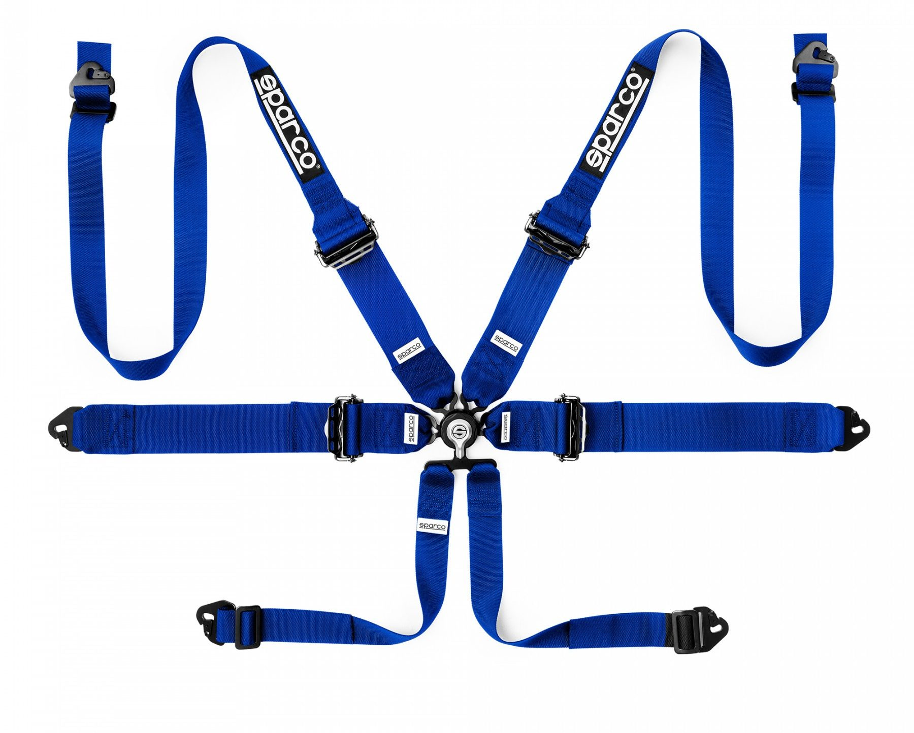 Нов продукт: Sparco, FIA 6-Point Harness 3/2 Inch