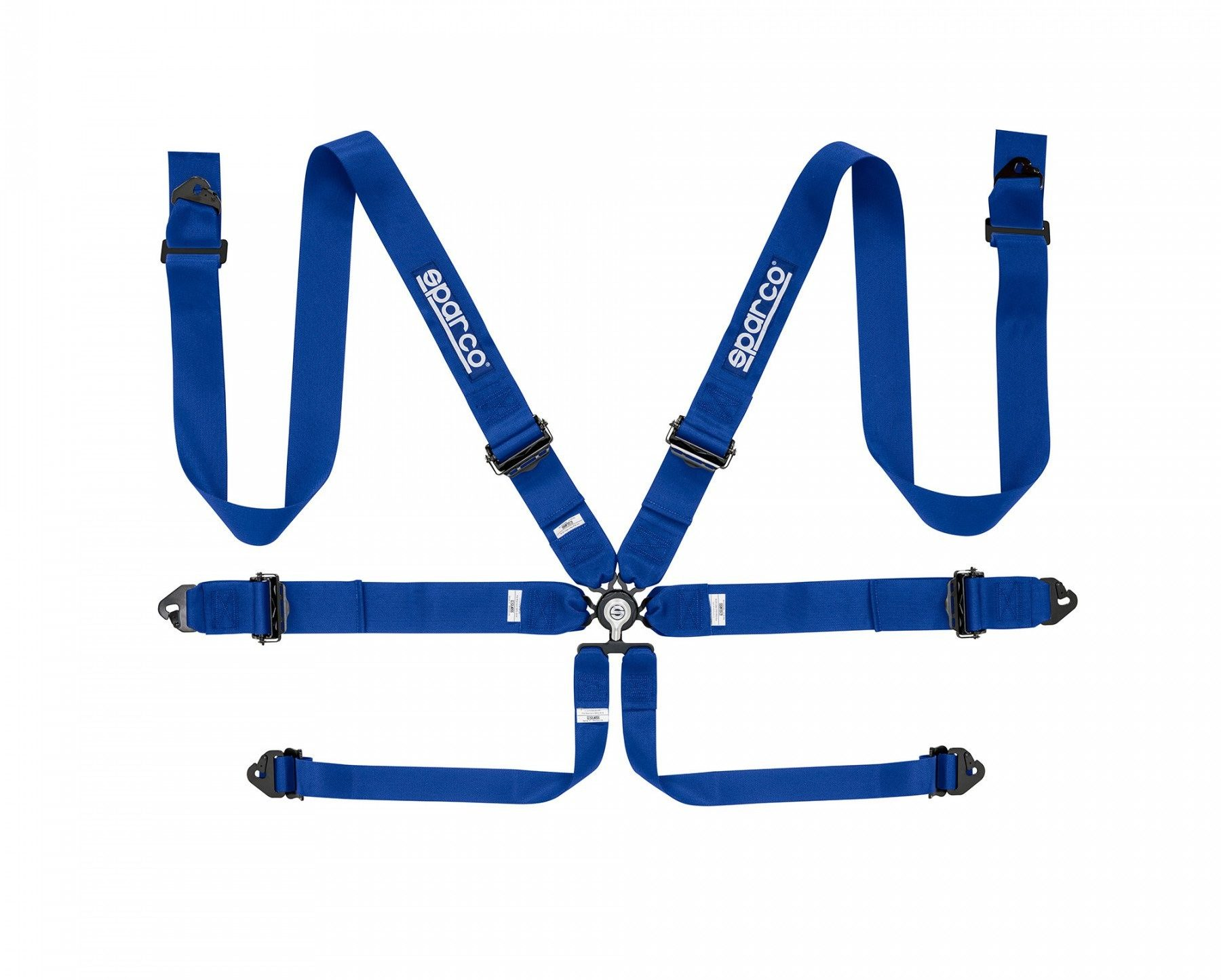 Нов продукт: Sparco, FIA 6-Point Harness 3 Inch