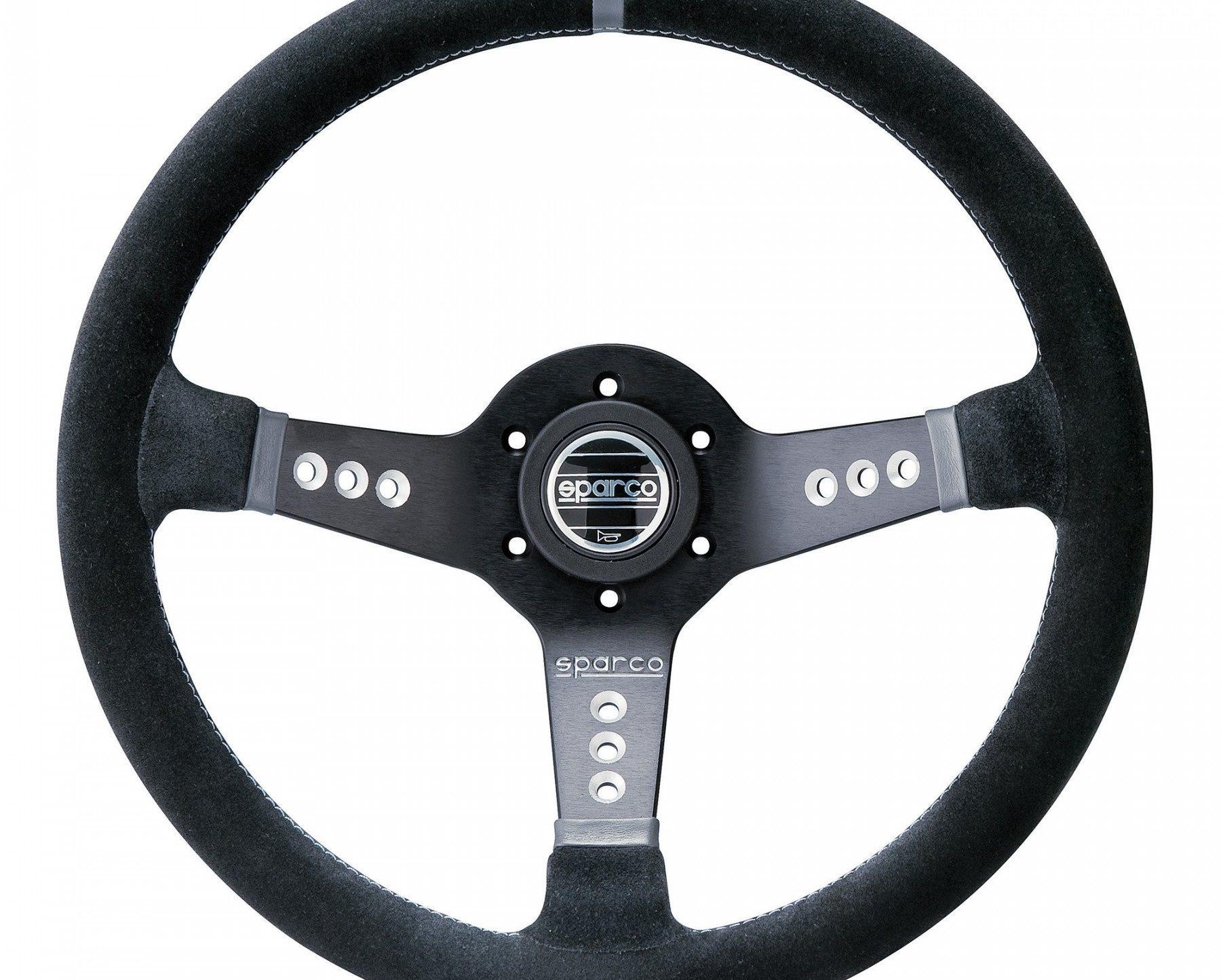 Нов продукт: Sparco L777, Tuning Suede Steering Whell