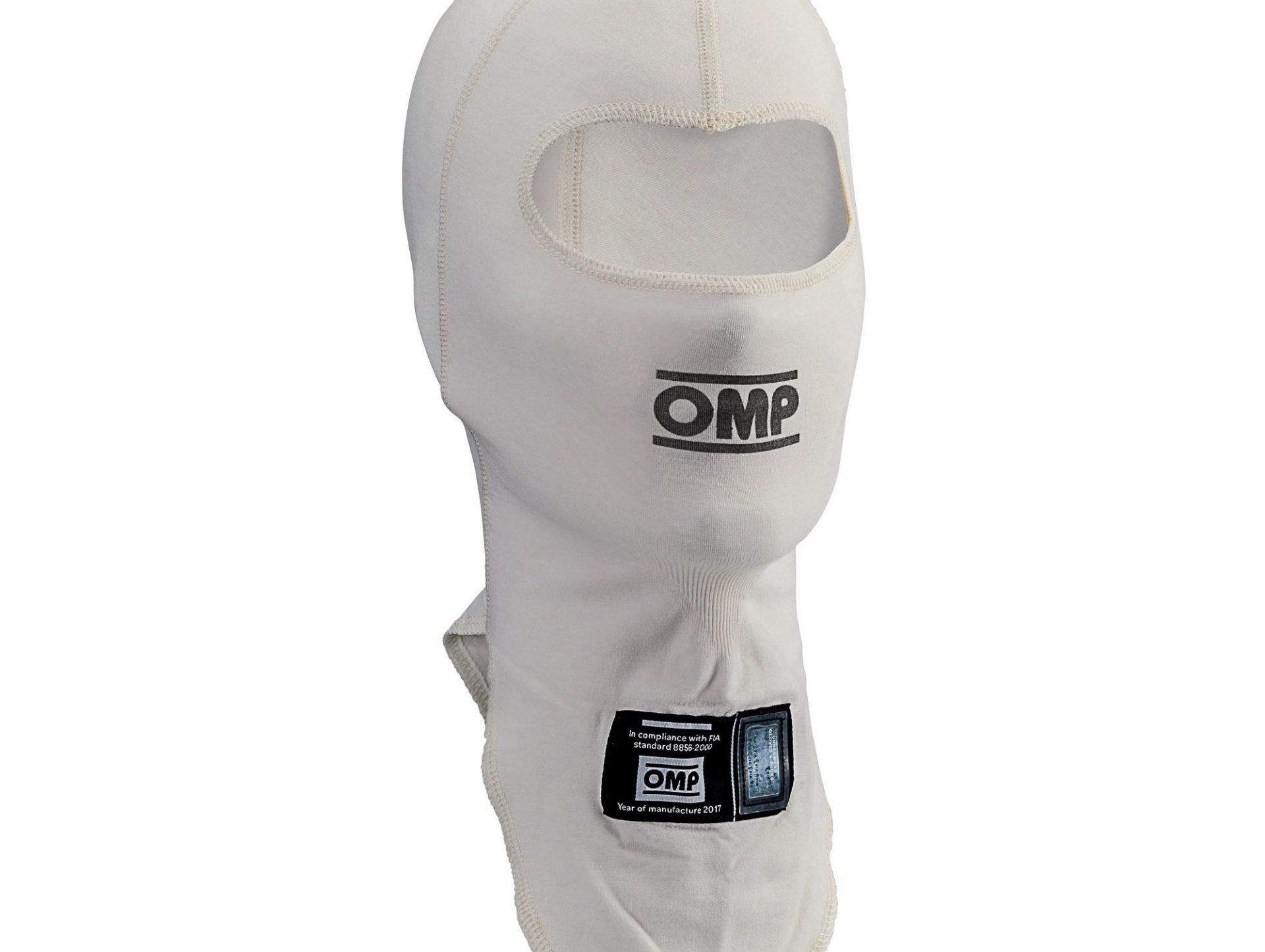 Нов продукт: OMP Tecnica, FIA, Balaclava