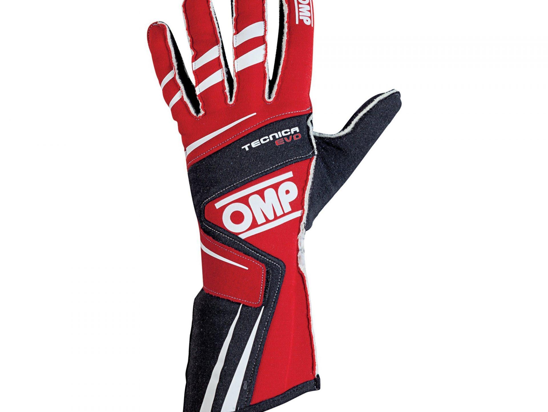 Нов продукт: OMP Tecnica Evo, FIA, Gloves