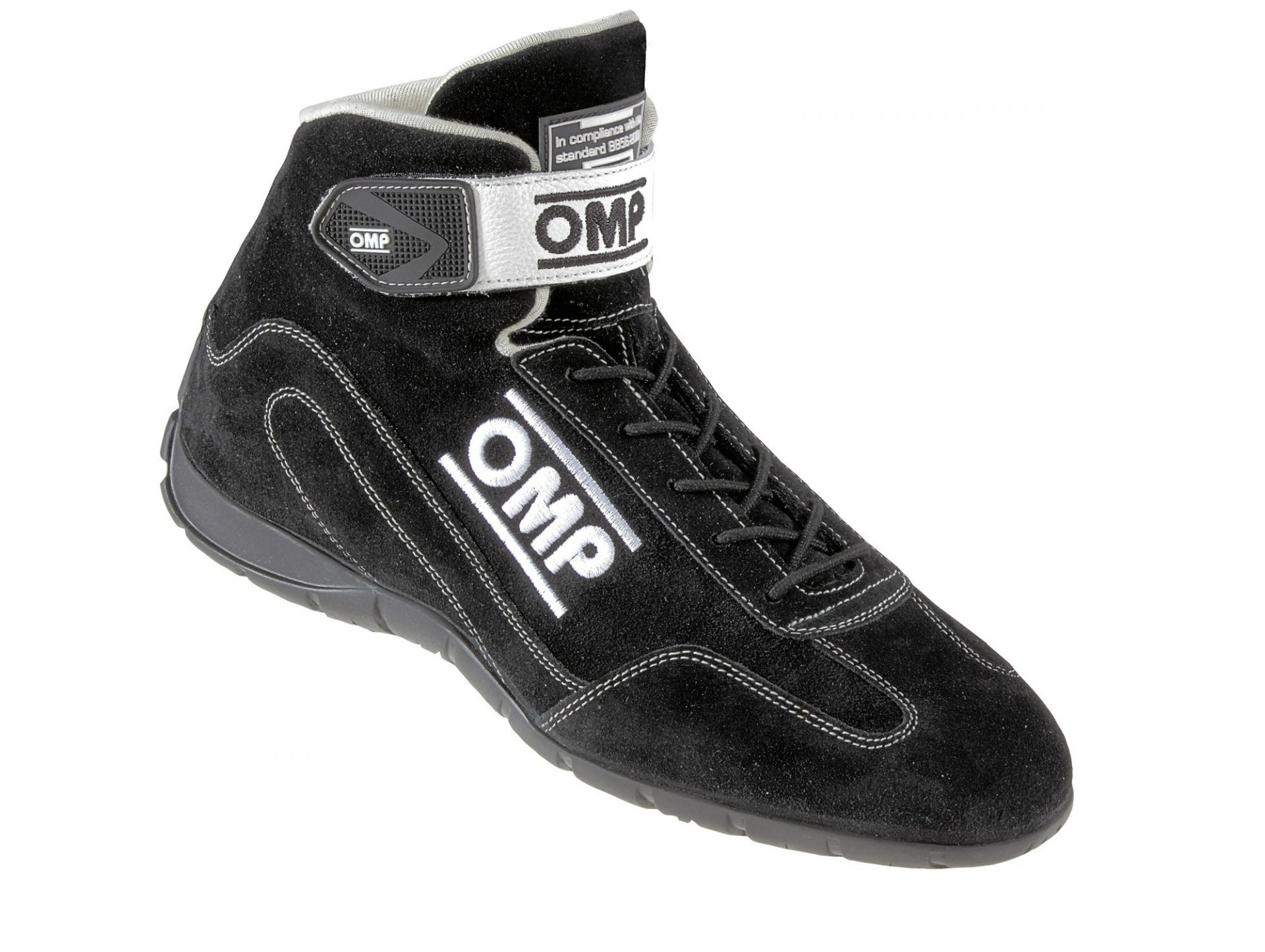 Нов продукт: OMP Co-Driver, FIA Shoes