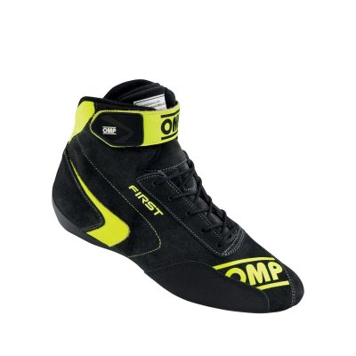 Нов продукт: OMP First My2020, FIA Shoes