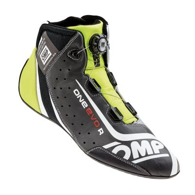 Нов продукт: OMP One Evo Formula R, FIA Shoes