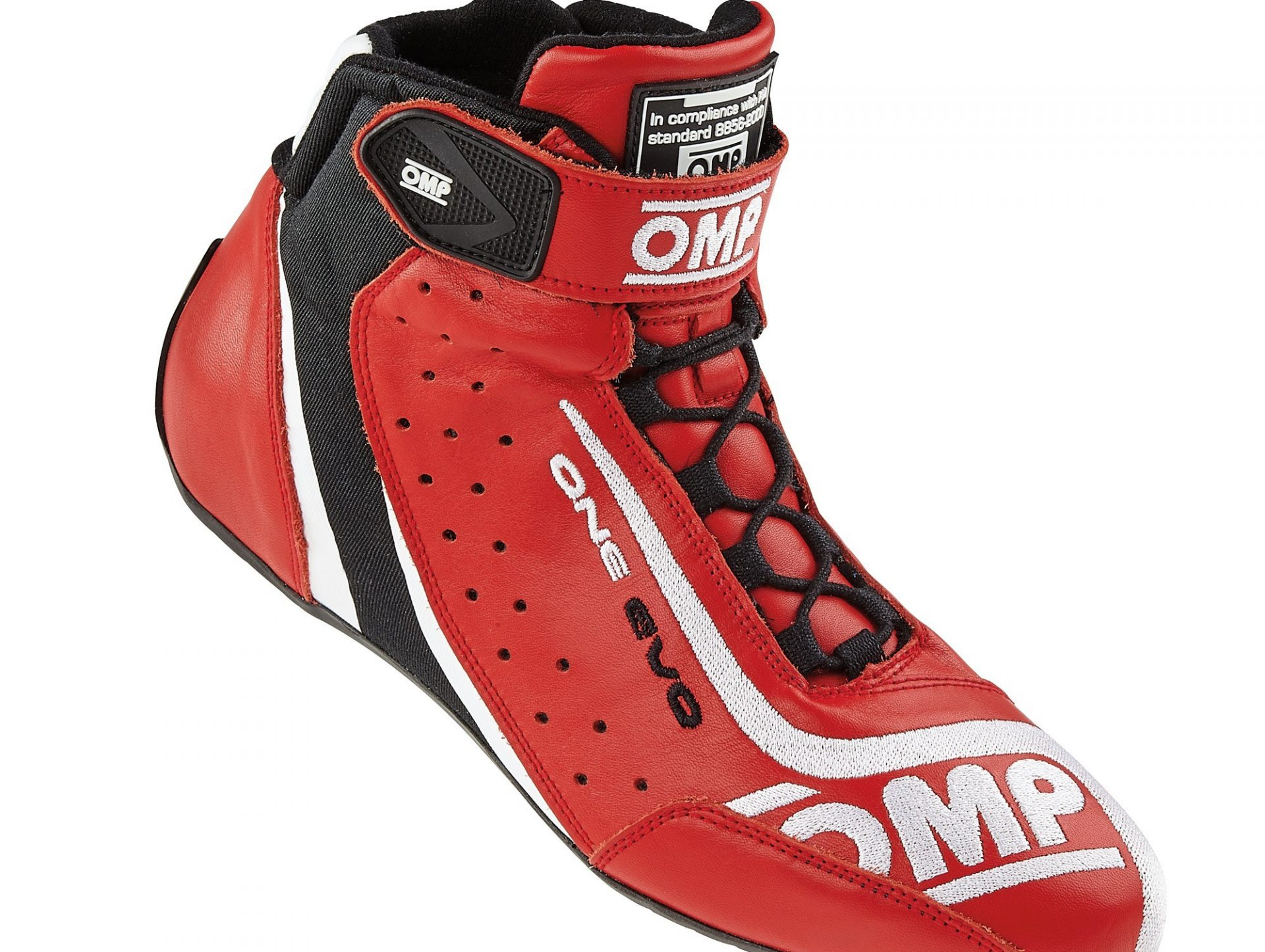 Нов продукт: OMP One Evo, FIA Shoes
