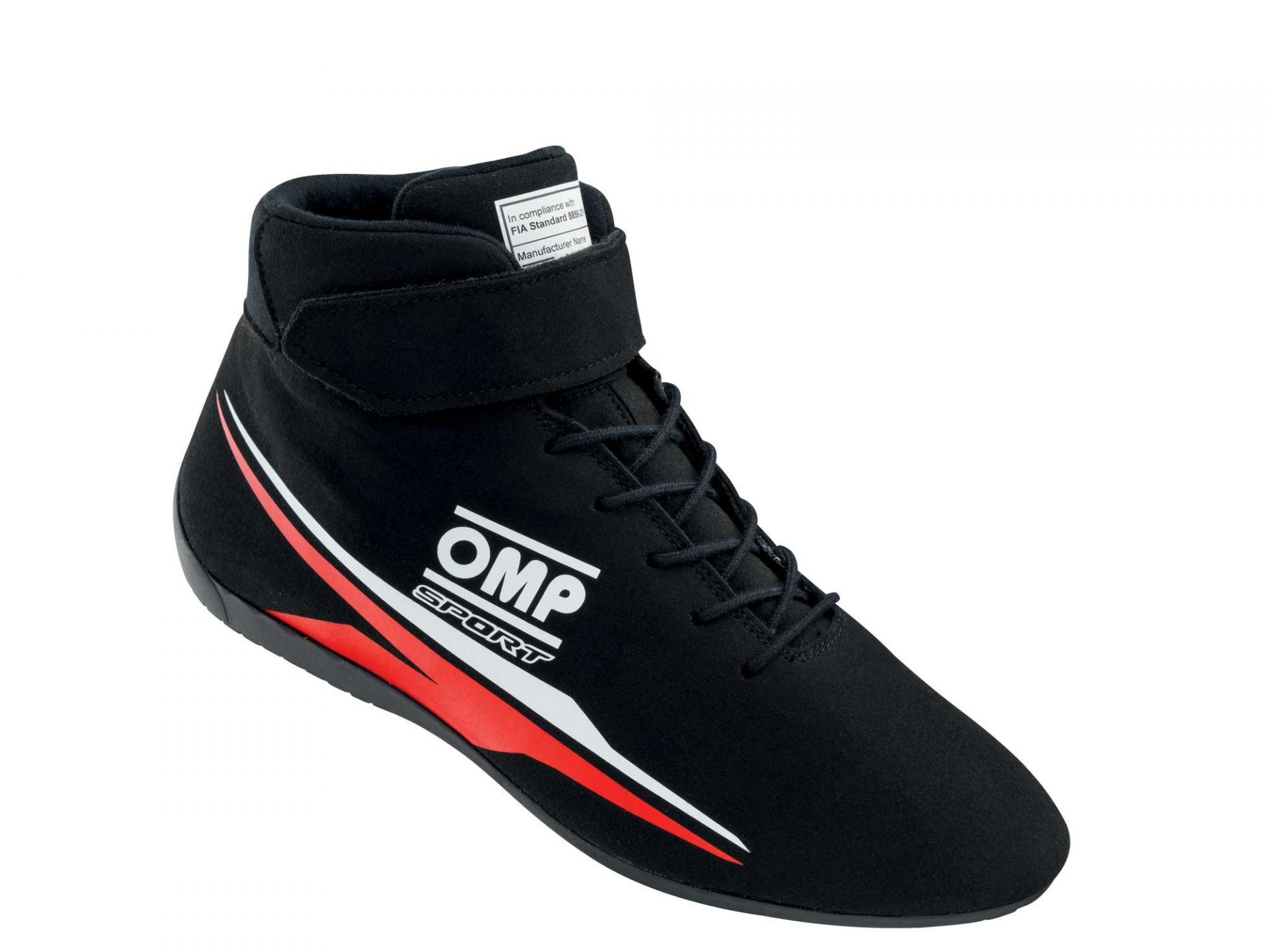 Нов продукт: OMP Sport My2020, FIA Shoes