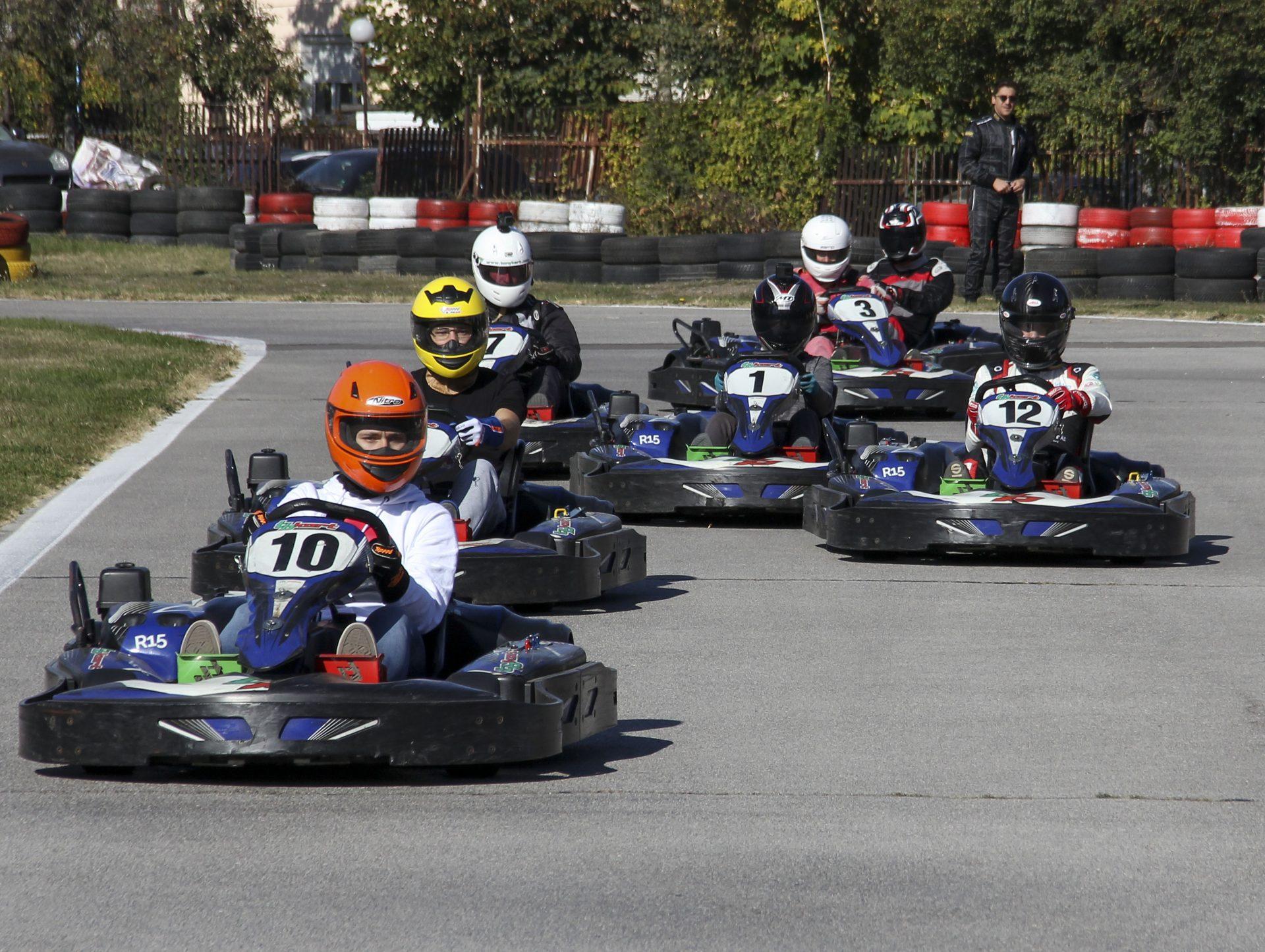 Lotus Sofia Auto-Kart Championship рестартира този уикенд