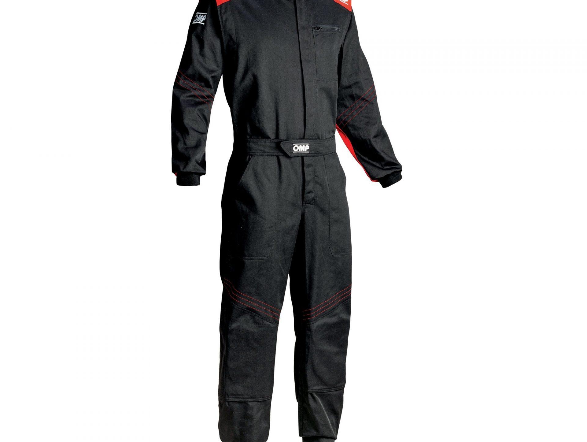Нов продукт: OMP Blast Evo, Professional mechanics suit
