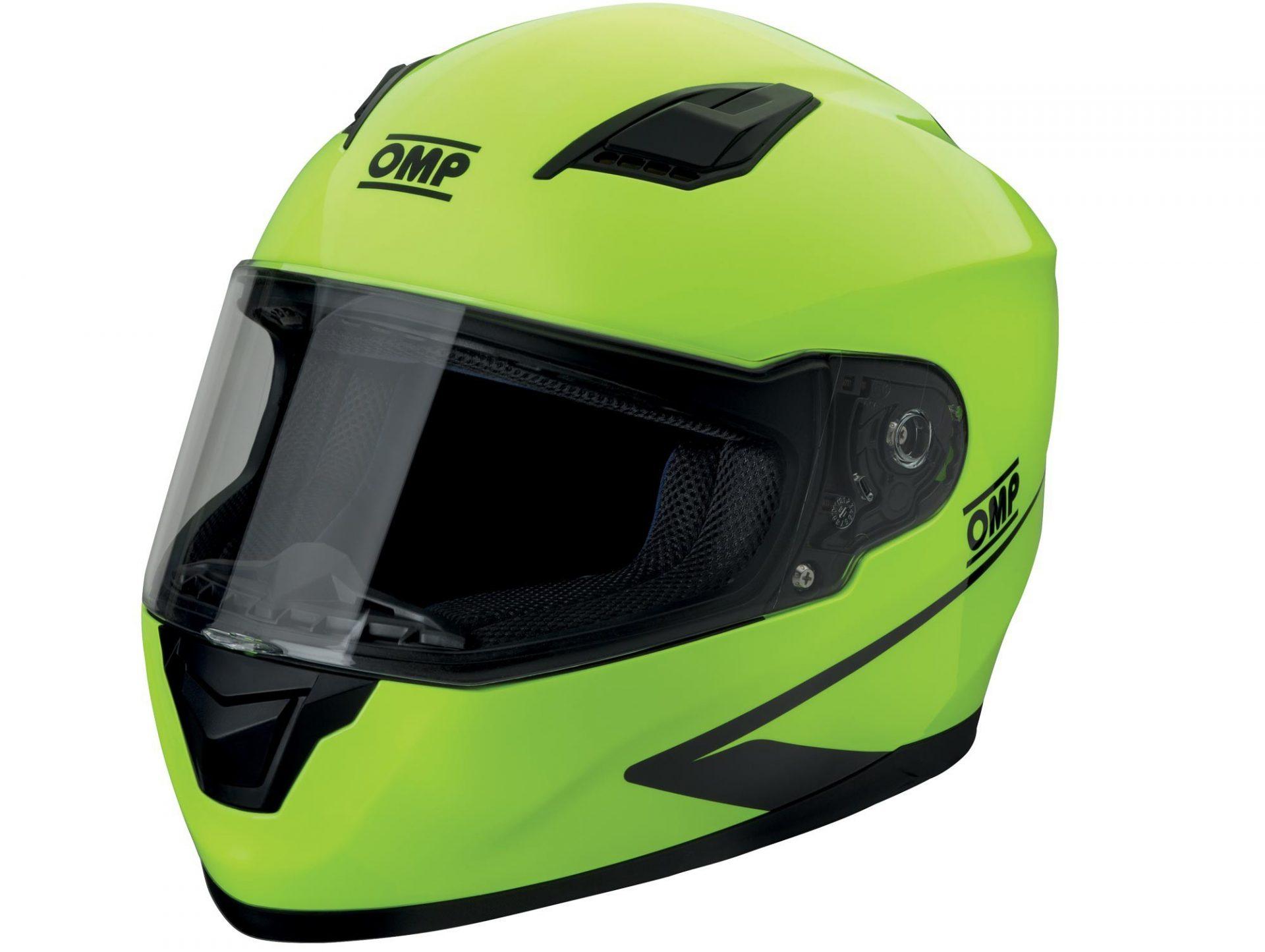 Нов продукт: OMP Circuit Evo, ECE Helmet