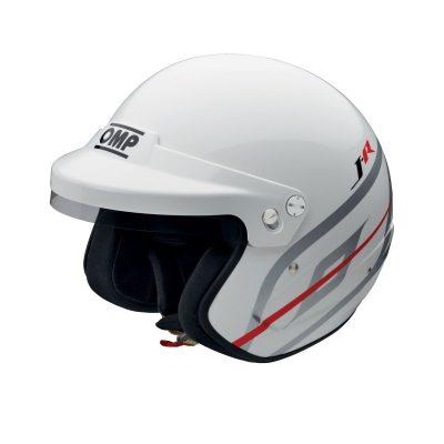 Нов продукт: OMP J-R, FIA Open Face Helmet