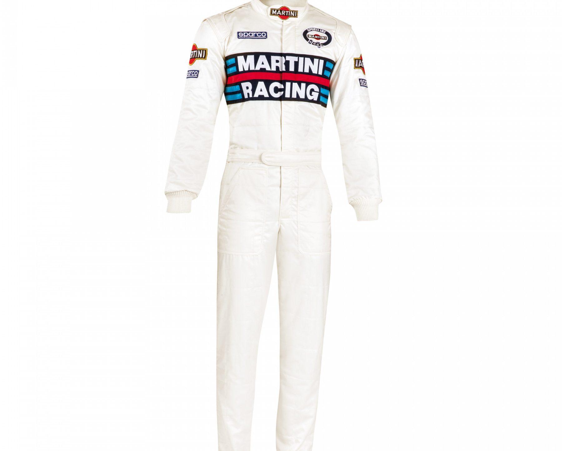 Нов продукт: FIA Sparco Martini Racing, Racing Suit