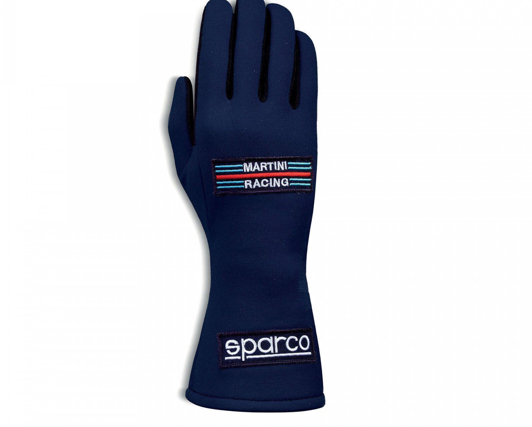 Нов продукт: FIA Sparco Martini Racing, Racing Gloves