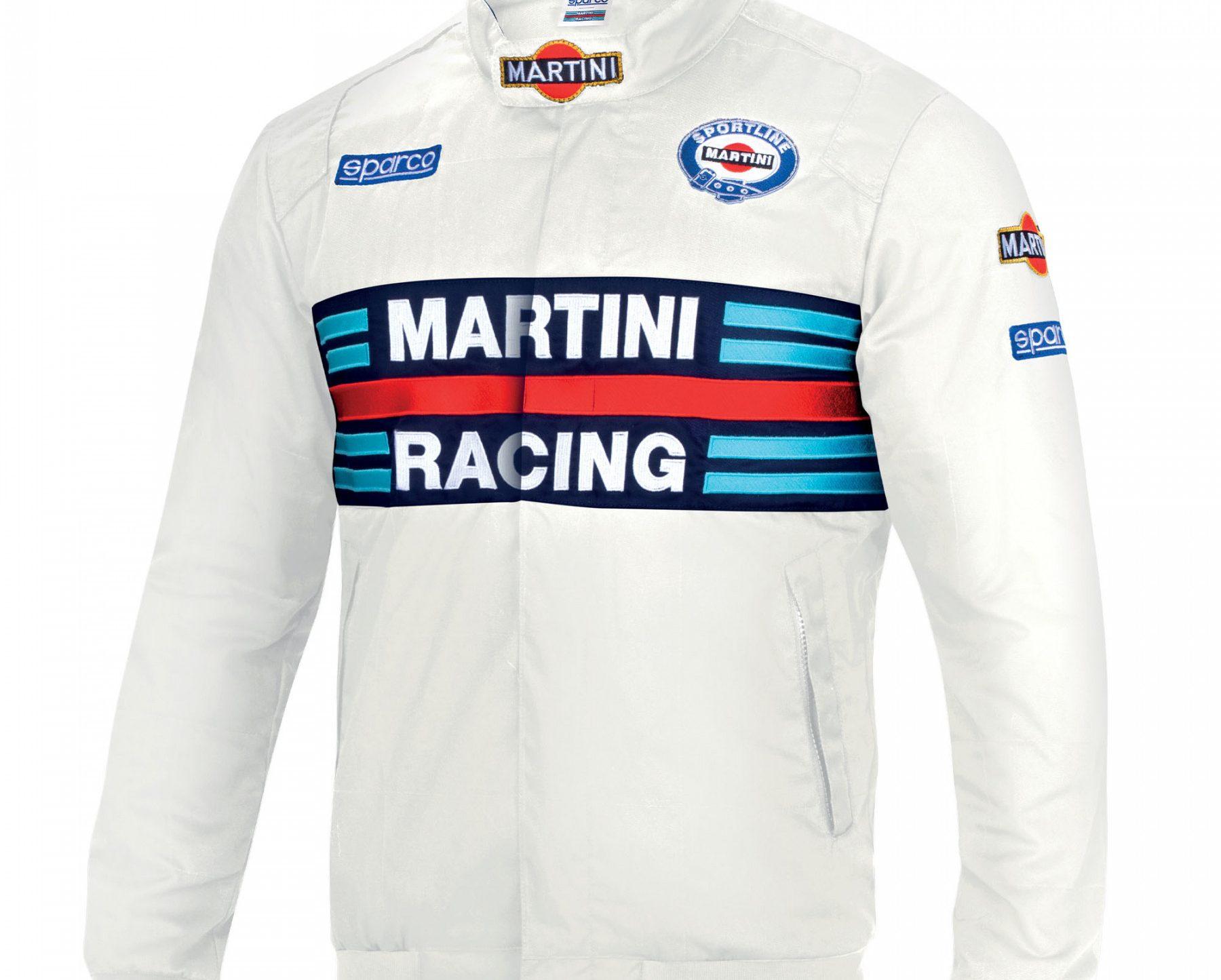 Нов продукт: Sparco Bomber Martini Racing, Jacket