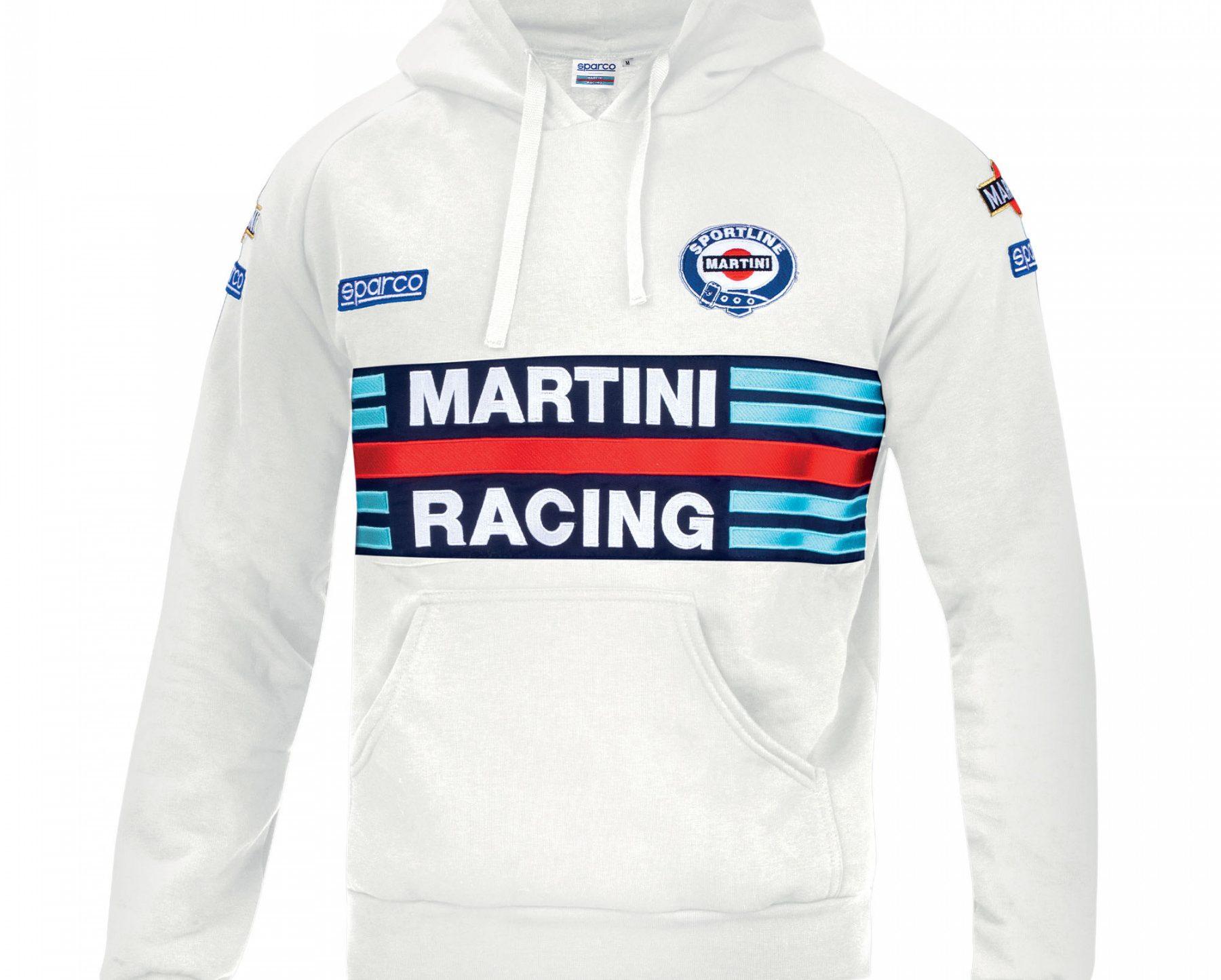 Нов продукт: Sparco Martini Racing, Hoodie